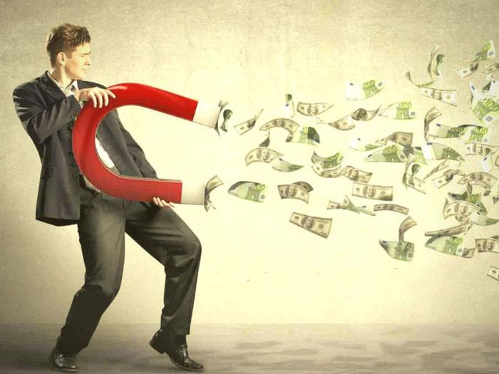 قانون فراوانی، قانون ثروتمند شدن