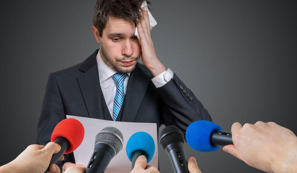 ترس از سخنرانی